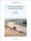 Cartha - On Relations in Architecture - Book