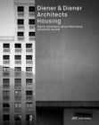 Diener & Diener Architects - Housing - Book