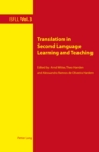 Translation in Second Language Learning and Teaching - Book