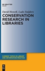 Conservation Research in Libraries - Book