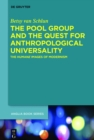 The Pool Group and the Quest for Anthropological Universality : The Humane Images of Modernism - eBook