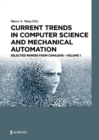 Current Trends in Computer Science and Mechanical Automation Vol.1 : Selected Papers from CSMA2016 - eBook