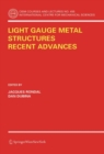 Light Gauge Metal Structures Recent Advances - eBook