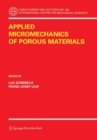 Applied Micromechanics of Porous Materials - eBook