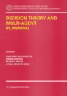 Decision Theory and Multi-Agent Planning - eBook