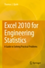 Excel 2010 for Engineering Statistics : A Guide to Solving Practical Problems - eBook