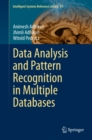 Data Analysis and Pattern Recognition in Multiple Databases - eBook