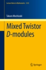 Mixed Twistor D-modules - eBook