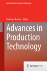 Advances in Production Technology - eBook