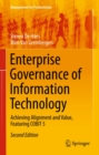 Enterprise Governance of Information Technology : Achieving Alignment and Value, Featuring COBIT 5 - eBook