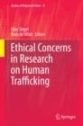 Ethical Concerns in Research on Human Trafficking - eBook