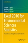 Excel 2010 for Environmental Sciences Statistics : A Guide to Solving Practical Problems - eBook