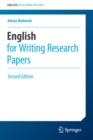 English for Writing Research Papers - Book