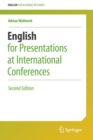 English for Presentations at International Conferences - Book