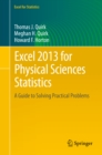 Excel 2013 for Physical Sciences Statistics : A Guide to Solving Practical Problems - eBook