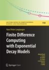 Finite Difference Computing with Exponential Decay Models - eBook