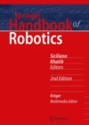 Springer Handbook of Robotics - Book