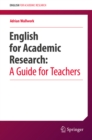 English for Academic Research:  A Guide for Teachers - eBook
