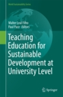 Teaching Education for Sustainable Development at University Level - eBook