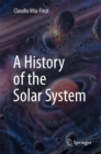 A History of the Solar System - eBook