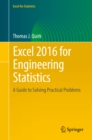 Excel 2016 for Engineering Statistics : A Guide to Solving Practical Problems - eBook