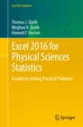 Excel 2016 for Physical Sciences Statistics : A Guide to Solving Practical Problems - eBook