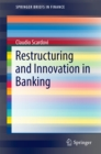 Restructuring and Innovation in Banking - eBook
