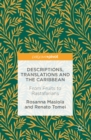 Descriptions, Translations and the Caribbean : From Fruits to Rastafarians - eBook