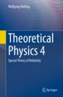 Theoretical Physics 4 : Special Theory of Relativity - eBook