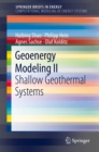 Geoenergy Modeling II : Shallow Geothermal Systems - eBook