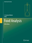 Food Analysis - Book