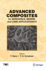 Advanced Composites for Aerospace, Marine, and Land Applications II - eBook