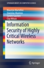 Information Security of Highly Critical Wireless Networks - eBook