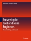 Surveying for Civil and Mine Engineers : Theory, Workshops, and Practicals - eBook