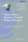 Open Source Systems: Towards Robust Practices : 13th IFIP WG 2.13 International Conference, OSS 2017, Buenos Aires, Argentina, May 22-23, 2017, Proceedings - eBook