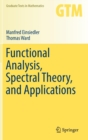 Functional Analysis, Spectral Theory, and Applications - Book