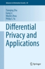 Differential Privacy and Applications - eBook