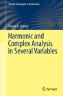 Harmonic and Complex Analysis in Several Variables - eBook