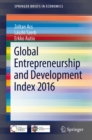Global Entrepreneurship and Development Index 2016 - eBook