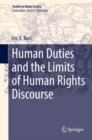 Human Duties and the Limits of Human Rights Discourse - eBook
