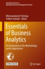 Essentials of Business Analytics : An Introduction to the Methodology and its Applications - Book
