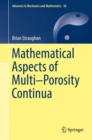 Mathematical Aspects of Multi-Porosity Continua - eBook