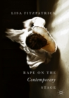 Rape on the Contemporary Stage - eBook