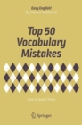 Top 50 Vocabulary Mistakes : How to Avoid Them - eBook