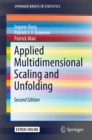 Applied Multidimensional Scaling and Unfolding - eBook