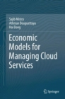Economic Models for Managing Cloud Services - eBook