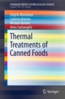 Thermal Treatments of Canned Foods - eBook