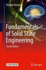 Fundamentals of Solid State Engineering - Book