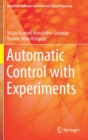 Automatic Control with Experiments - Book
