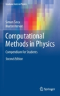 Computational Methods in Physics : Compendium for Students - Book